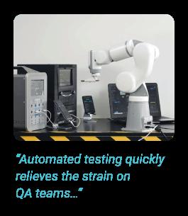 cobot testing